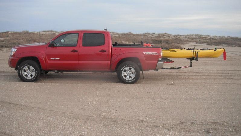 Canoe Kayak Racks For Your Taco Page 4 Tacoma World