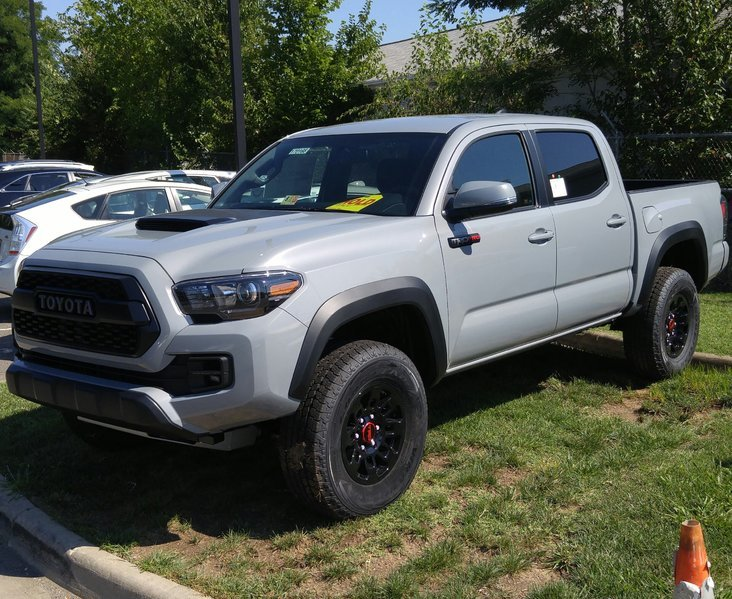 2017 trd pro, who's waiting? page 59 tacoma world  at couponss.co