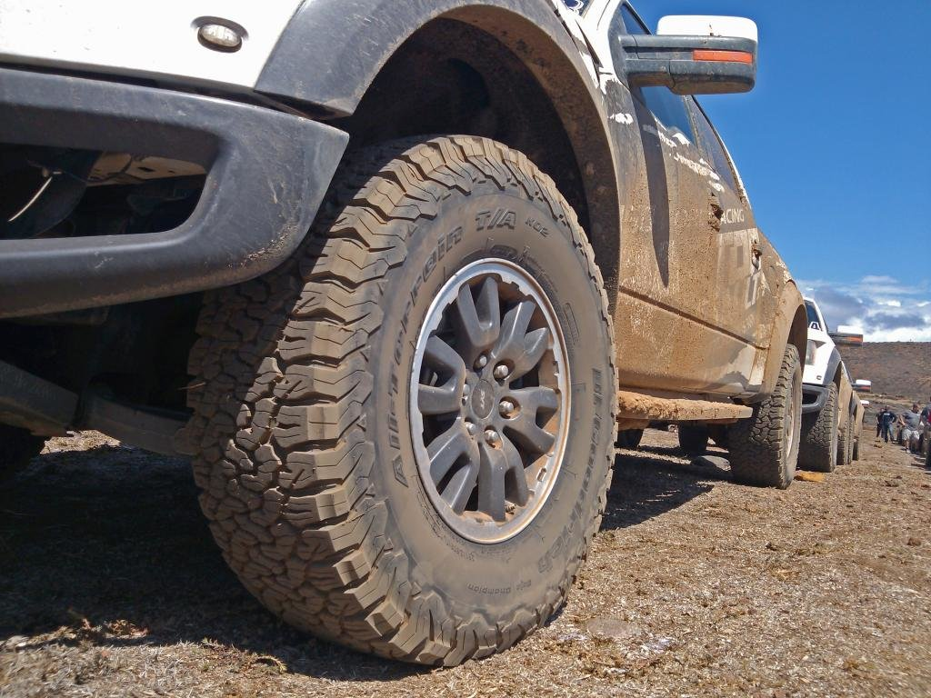 Bfgoodrich All Terrain T A Ko2 Tacoma World