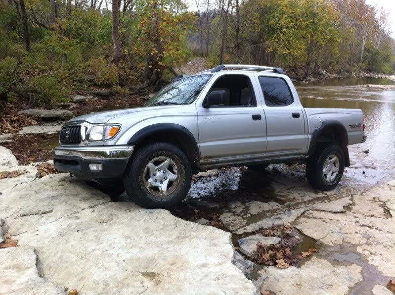 1st Gen Tacoma Roof Rack >> Double Cab W Roof Rack Tacoma World   Autos Post