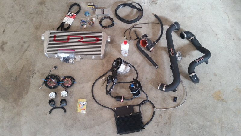 FS: URD Supercharger for 2TR-FE | Page 3 | Tacoma World