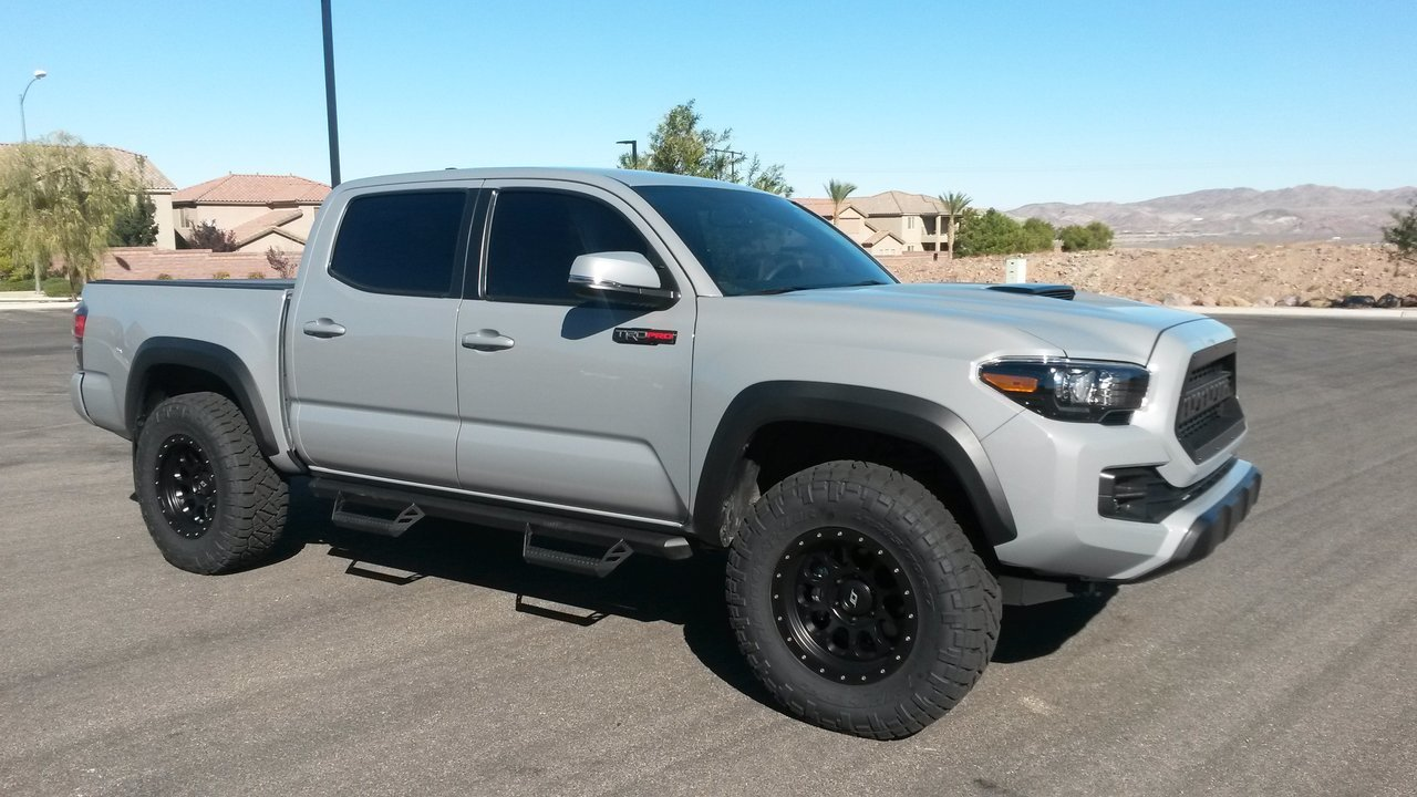 Scs Ray10 Wheels 16x8 Amp 17x8 5 Page 134 Tacoma World