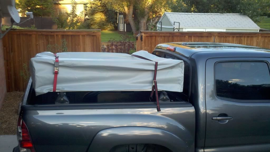 Kayak Racks For Pickup Trucks >> Yakima Bed Rail Rack Set Up | Tacoma World