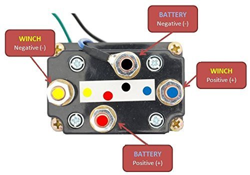 wiring diagram for led strip light warn m8000 rewiring tacoma world