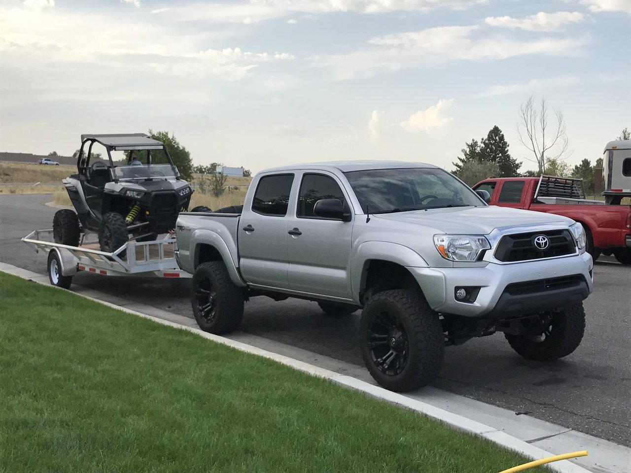 Should I Regear With 33 Inch Tires And A 6 Inch Lift Kit Tacoma World
