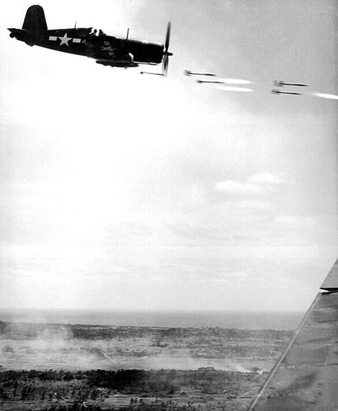 492px-Corsair_fighter_firing_on_Okinawa.jpg
