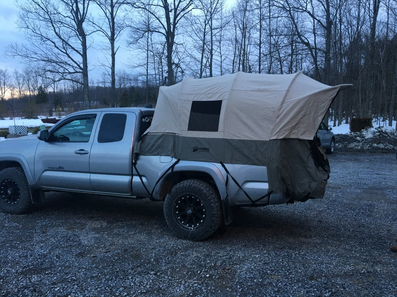Tacoma Bed Tent With Tonneau Question Tacoma World