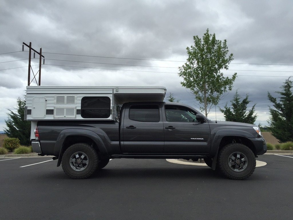 Four Wheel Campers Thread Tacoma World
