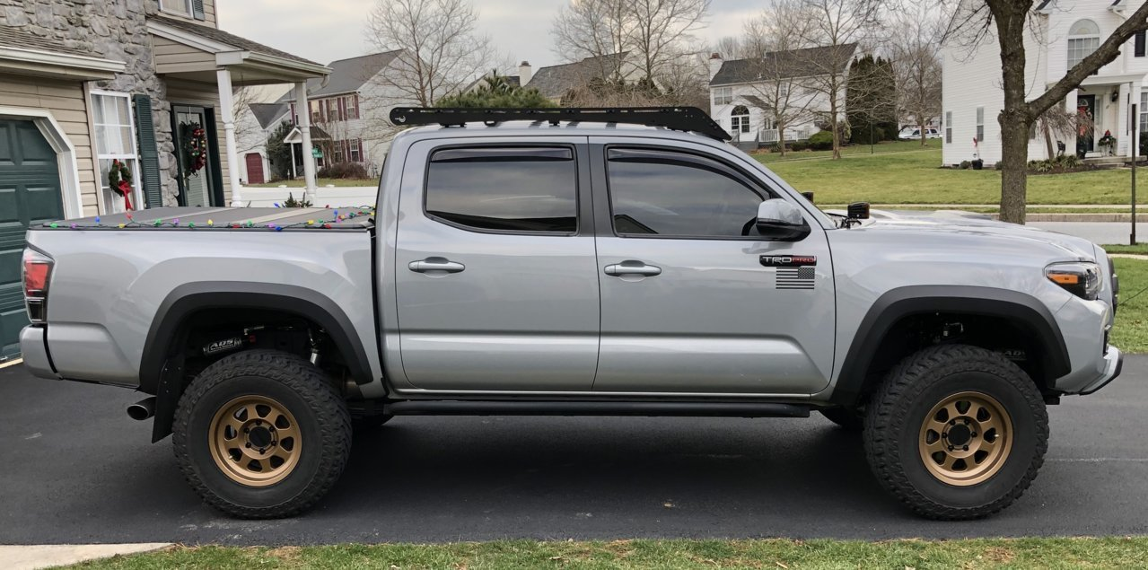 Cement Trucks With Bronze Wheels Tacoma World
