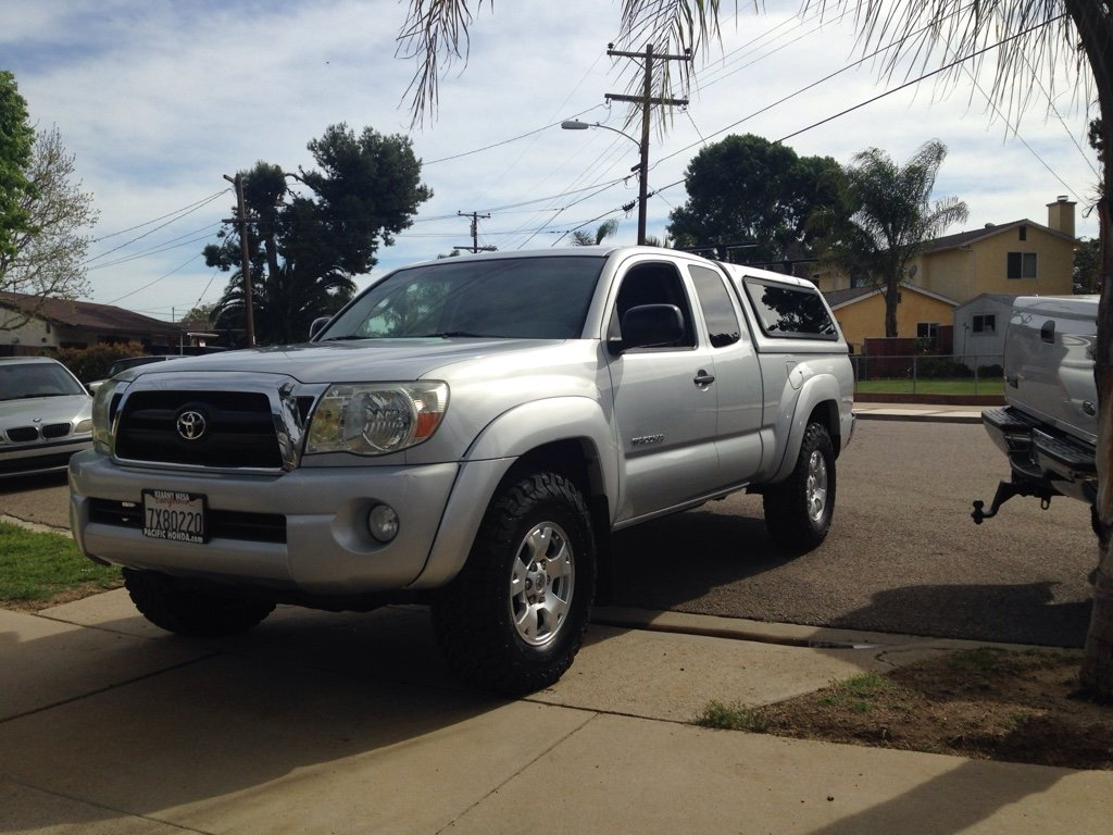 Craigslist Tacoma Washington >> 2nd Gen Brake Upgrade Tacoma World | Autos Post