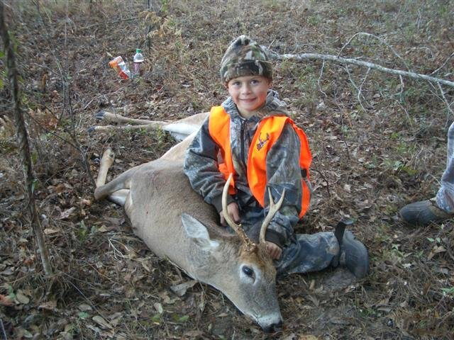 Andy's 1st deer 005 (Small).jpg