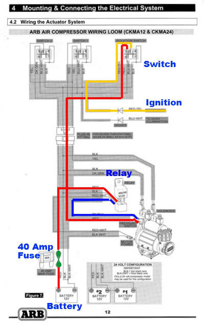 yamaha 3 wire stator wiring diagram 3 wire compressor wiring diagram arb ckma12 simple wiring | tacoma world