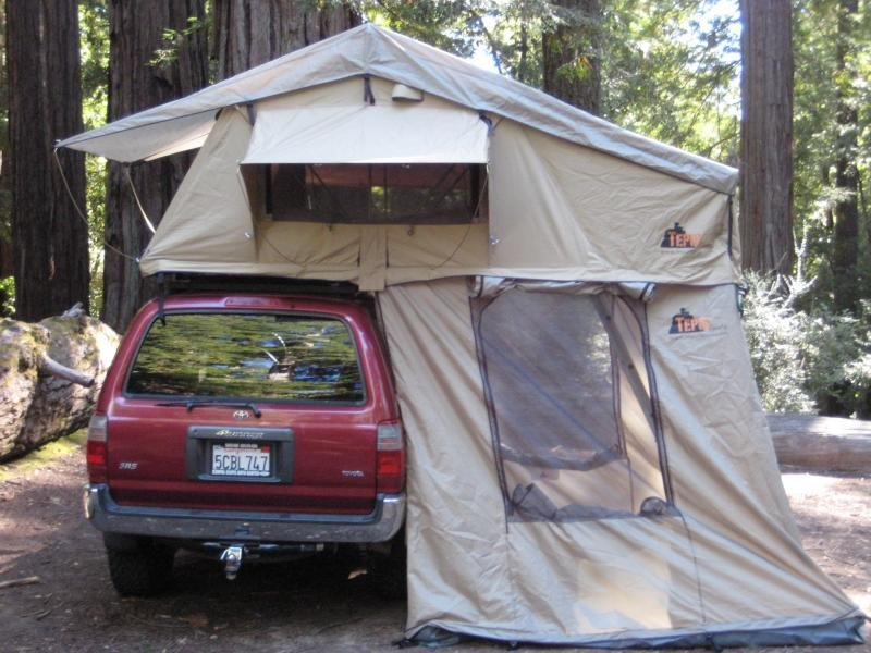 Tepui Roof Top Tents And Gear Tacoma World