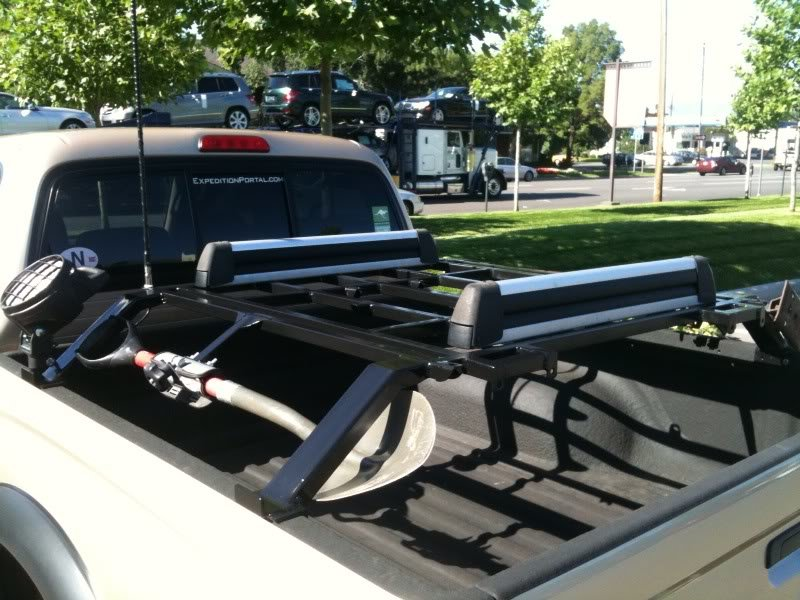 Box Rocket Fab Bed Racks Tacoma World