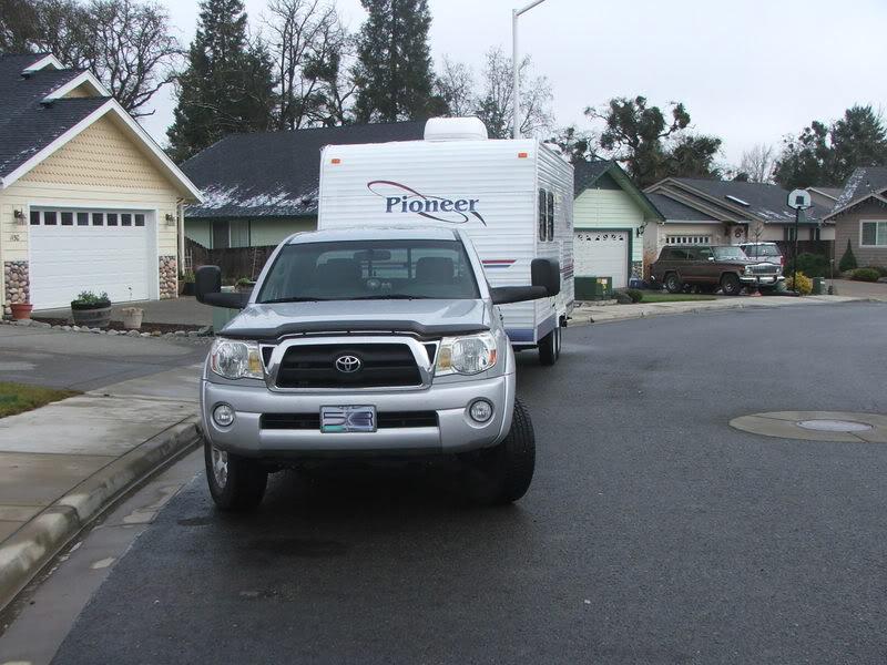My Towing Mirrors Tacoma World