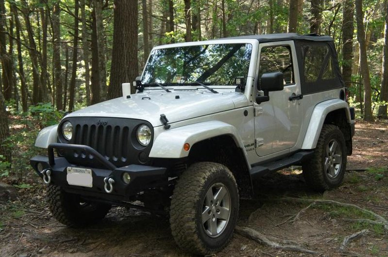 2009 jeep wrangler 2 door lifted w low miles tacoma world. Black Bedroom Furniture Sets. Home Design Ideas