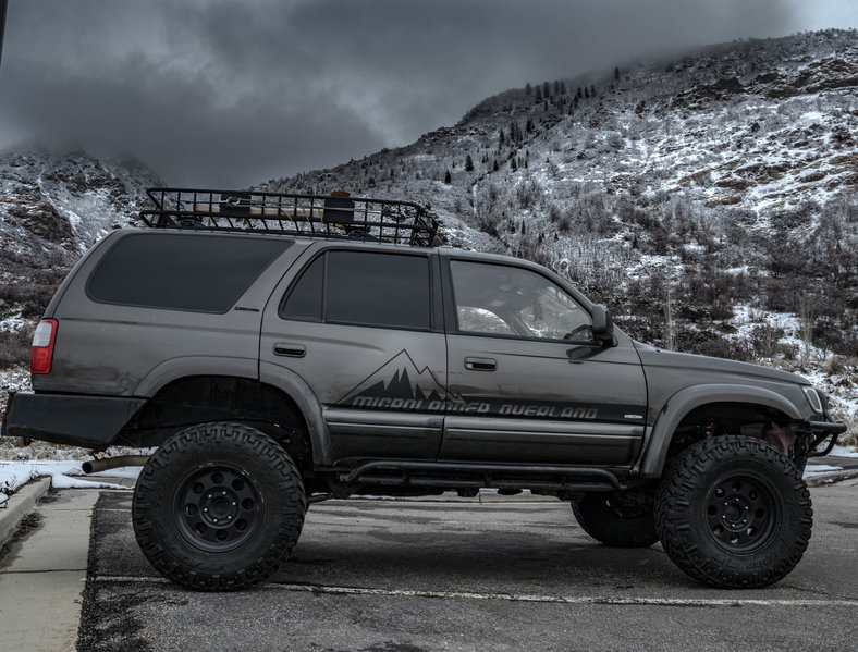 Microlander Overland 4runner Build Thread Tacoma World