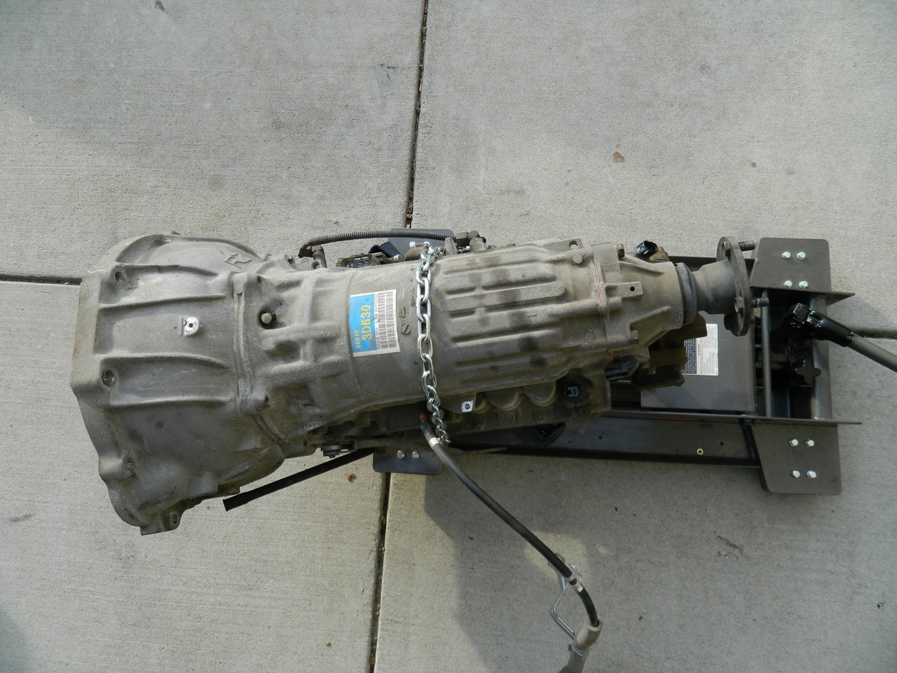 Sold Aisin 30 40le A340e Automatic 2wd Transmission