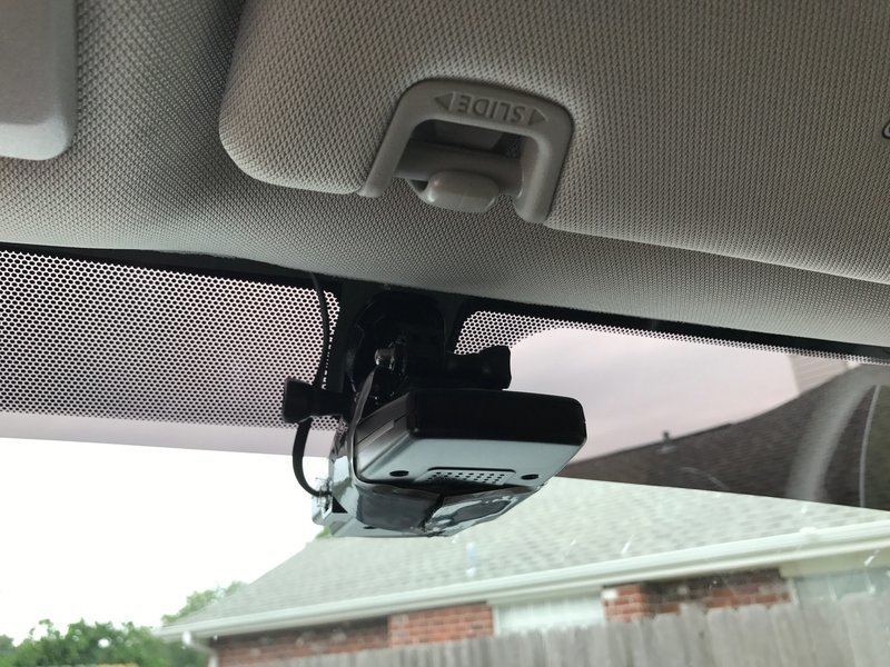Radar Detector Go Pro Mount On 3rd Gen Tacoma Tacoma World