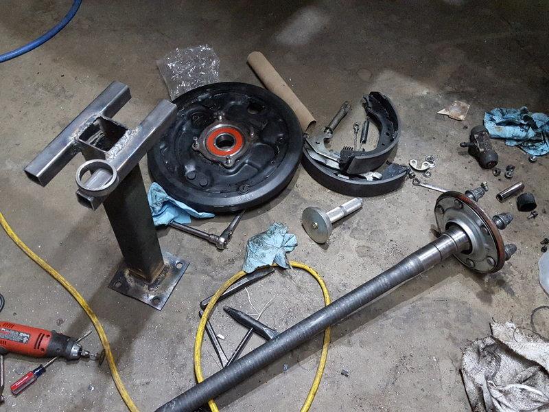 My Experience Changing Rear Wheel Bearing Tacoma World