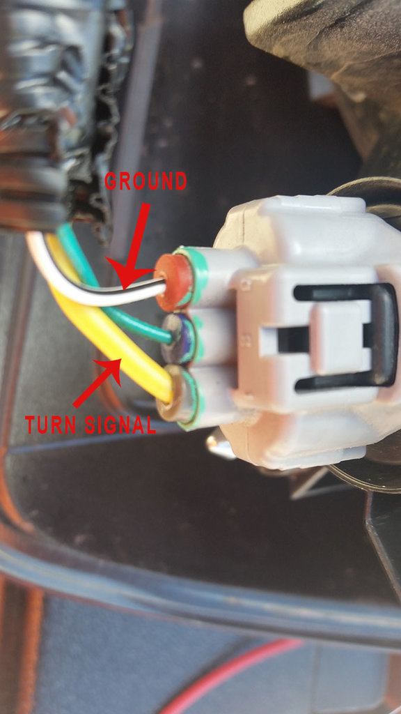 turn signal wiring / fixing hyperflashing | tacoma world  tacoma world