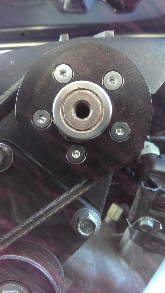 Supercharger Quick Change Pulley | Tacoma World