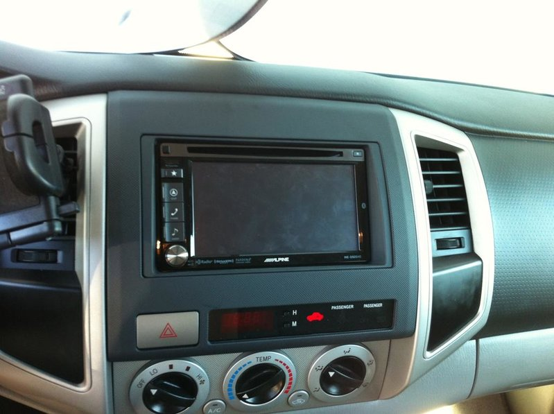 Metra Double din dash kit fitment | Tacoma World on toyota tundra special tools, toyota tundra electrical diagram, toyota tundra front coil springs, toyota tundra sliding door, toyota tundra hitch ball, toyota tundra fusible link, toyota tundra sensors, 2007 toyota wiring harness, toyota tundra dash switch, toyota tundra double din stereo, toyota tundra control knobs, toyota tundra trailer wiring, toyota wiring harness diagram, toyota tundra headlamp, toyota tundra towing a trailer, toyota corolla wiring harness, toyota tundra u joint, toyota tundra driveshaft, toyota tundra washer nozzle, toyota tundra toggle switch,