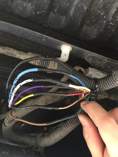 Is there a trailer wiring diagram online anywhere ...
