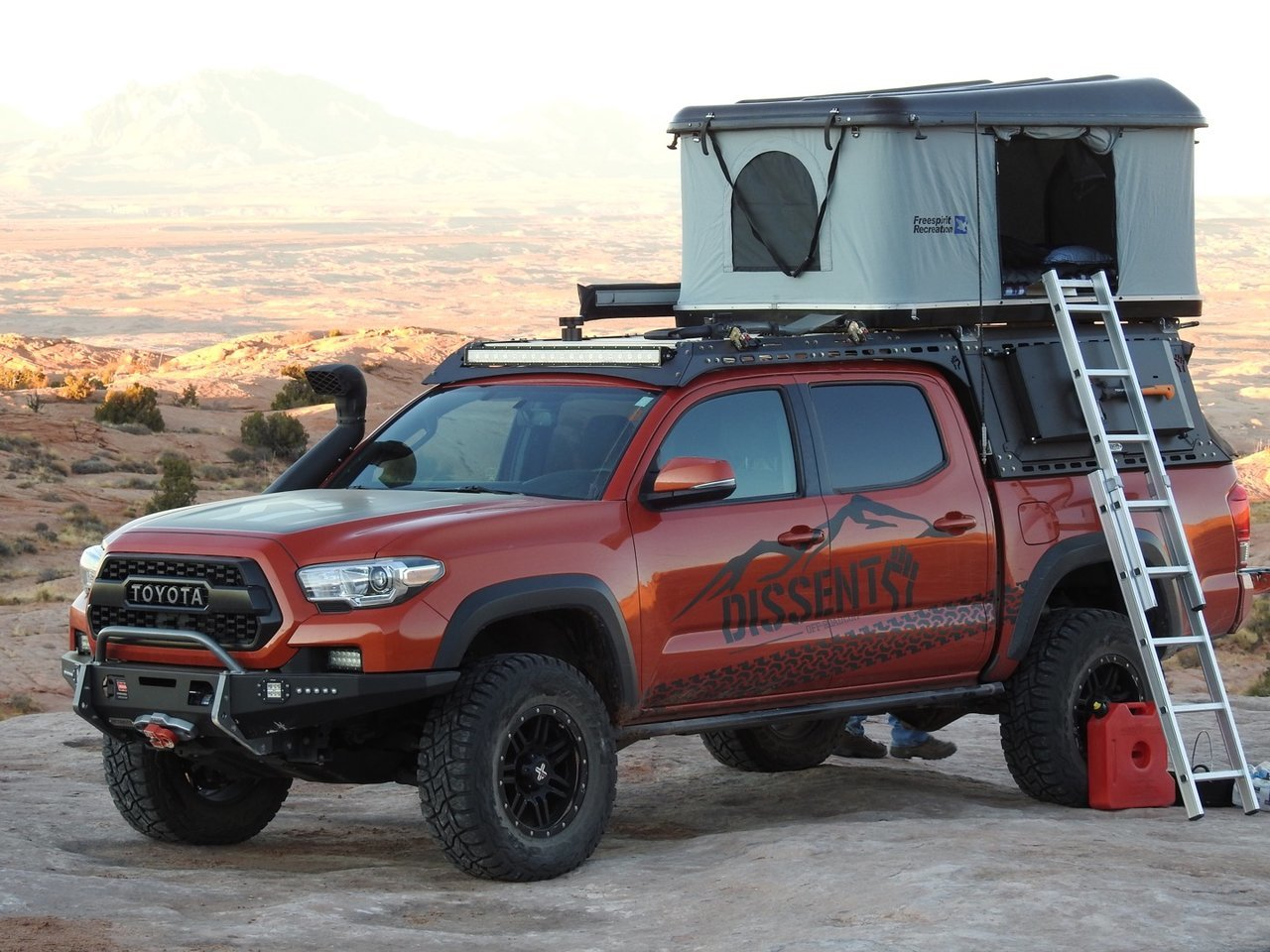 Over Canopy Modular Bed Rack Intrest Tacoma World