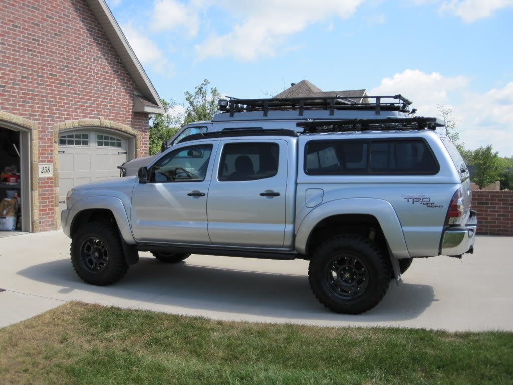 Roof Rack For A Shell Tacoma World