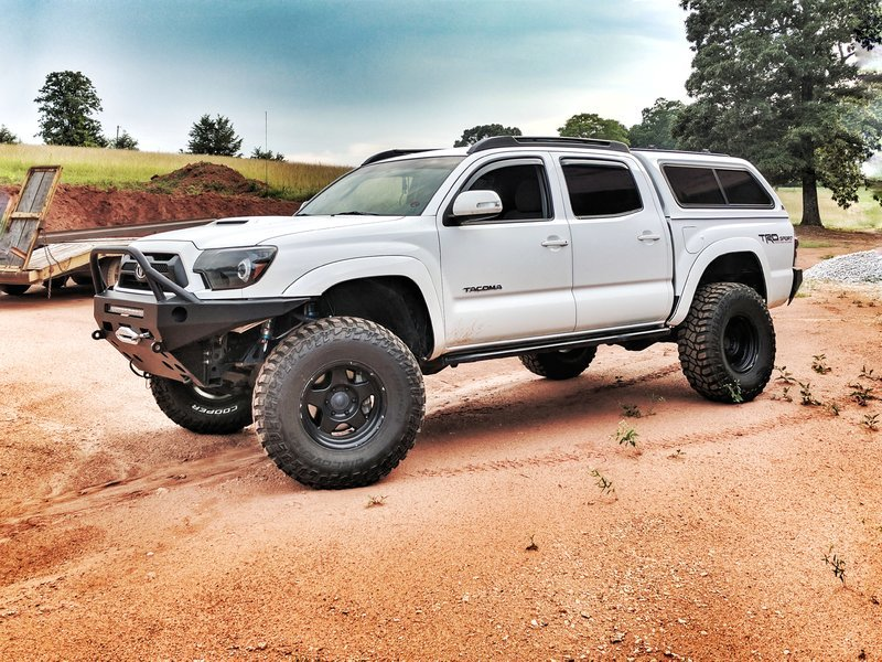 Show us your Camper Shell for DCLB | Tacoma World |Tacoma Camper Shell