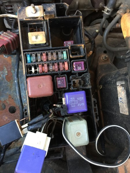 98 Tacoma Fuse Diagram