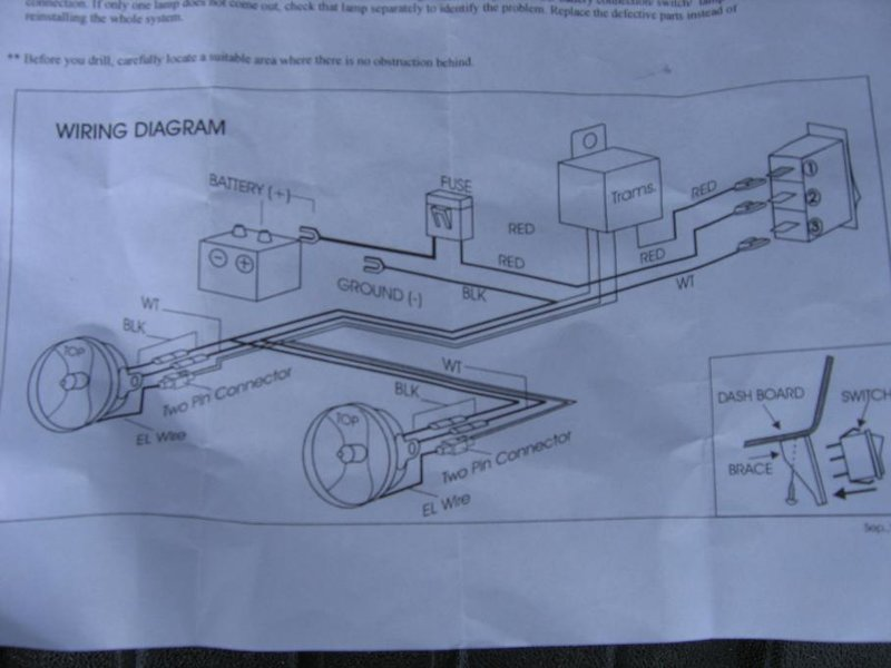 05 drl (daytime running lights) install oem tacoma world E-TEC L91 Wiring-Diagram at aneh.co