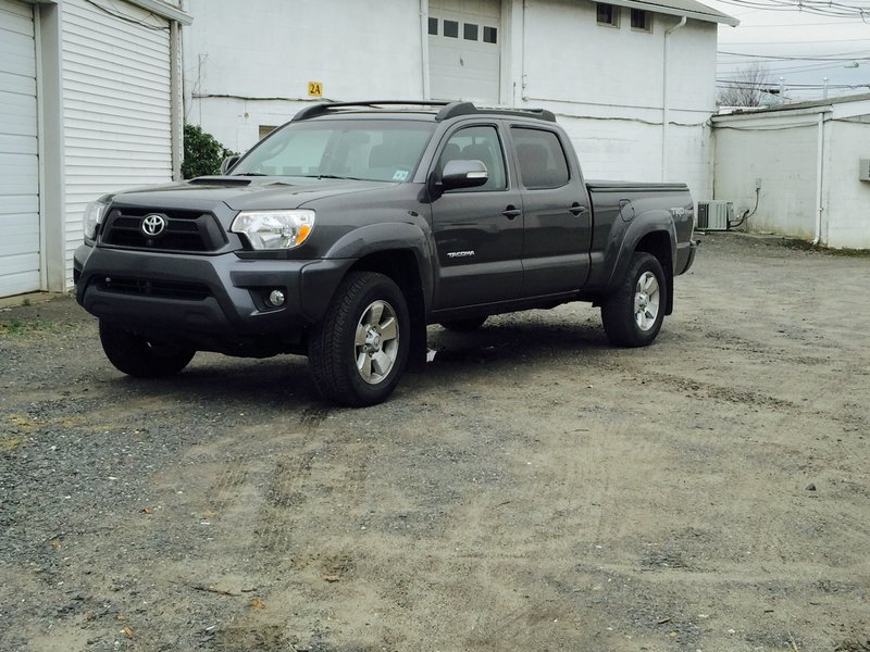 gets unique rack end trd grille carved cars roof badging the cab double chronicle package hoodline with has front article for tacoma a houston toyota