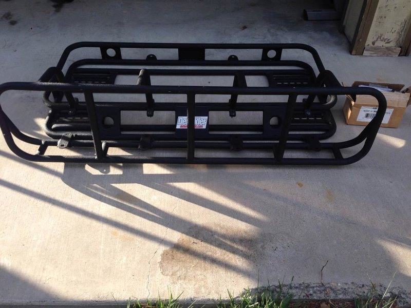 Fs Smittybilt Defender Roof Rack Tacoma World