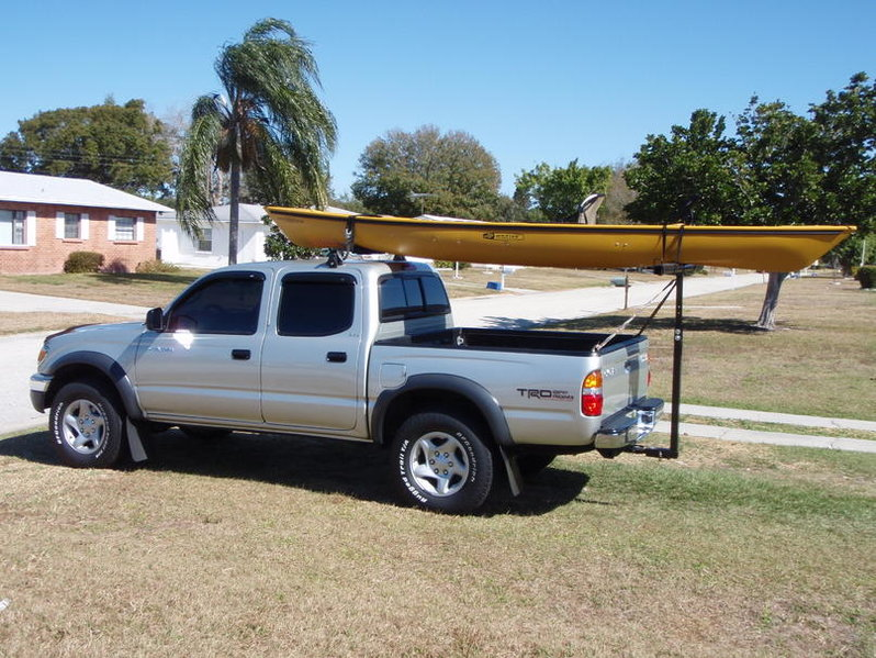Anyone Haul A Canoe On Their Truck Tacoma World