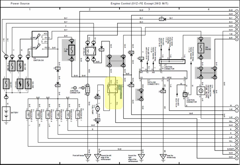 Circuit opening relay location??? tacoma world 4E Engine EFI Wiring EFI Carburetor Heated Seat Wiring Diagram on toyota 3rz fe efi wiring diagram
