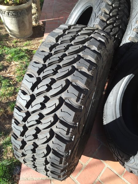 Near New Pro Comp Xtreme Mt2 285 70 R17 Tires 600 Tacoma World