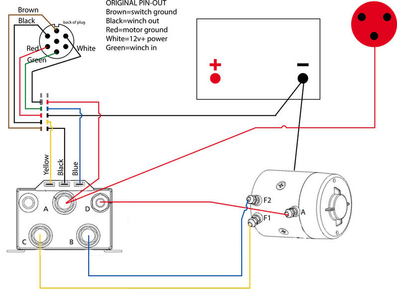 Xd9000 Warn Winch Wiring Diagram