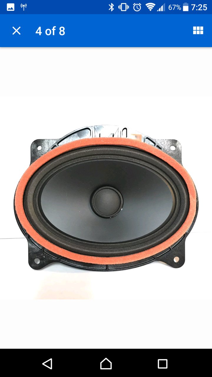Upgrade 3rd gen Jbl speakers | Tacoma World