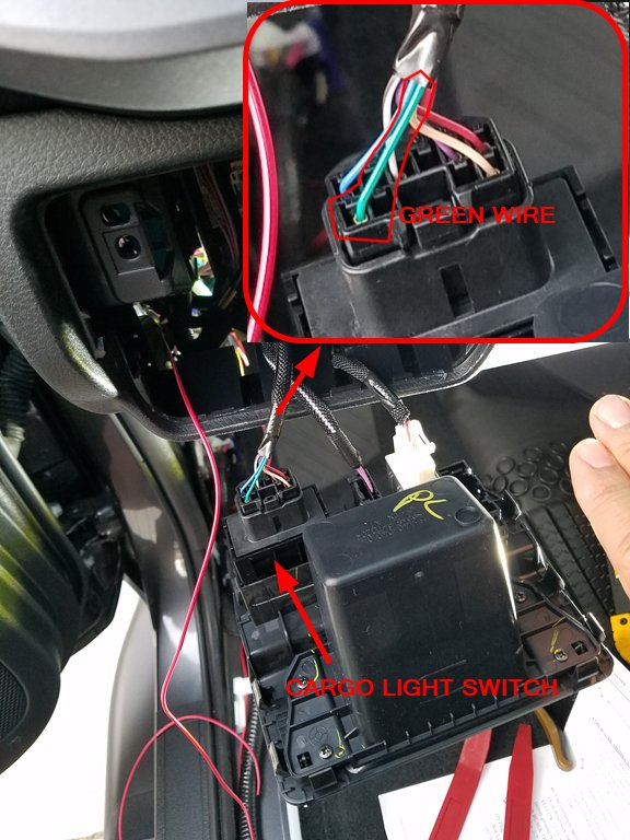Bed Light Wiring Advice? (SOLVED) | Tacoma World