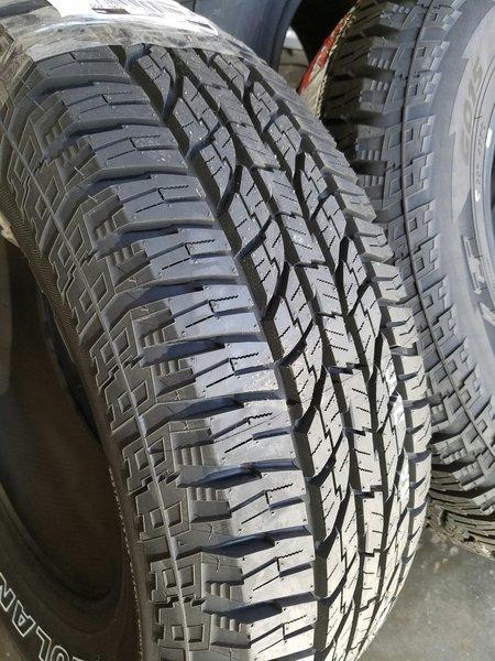 Yokohama Tires Review >> Yokohama Geolander A/T G015 | Page 2 | Tacoma World