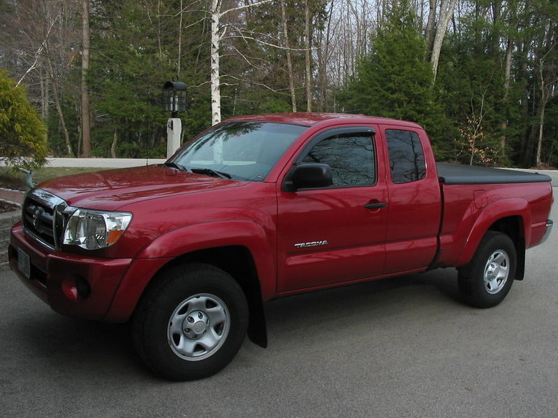 2009 Toyota Tacoma Access Cab 4x4 | Tacoma World
