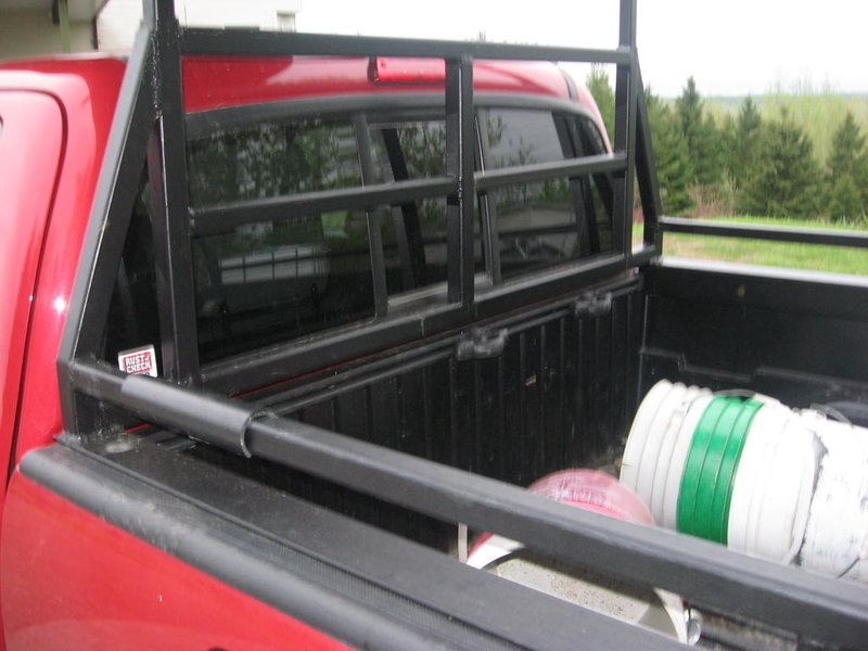 Show Us Your Homemade Truck Racks