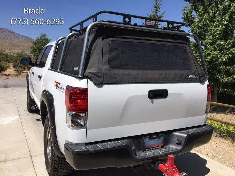 Toyota Las Cruces >> Bed rack over soft top! | Tacoma World