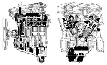 comprehensive engine bay diagram tacoma world rh tacomaworld com toyota engine schematic Toyota V6 Engine Diagram