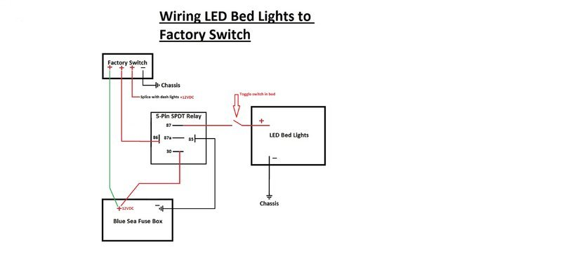 Wiring Factory Lights to Factory Switch and Aftermarket Switch.jpg