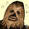 Drunken Chewbacca