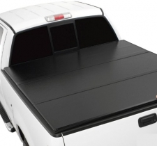 Hard Folding Or Rollup Tonneau Cover That Allows You To Still Use The Bed Rails Tacoma World