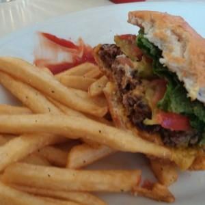 Mmm... Burger :hungry: